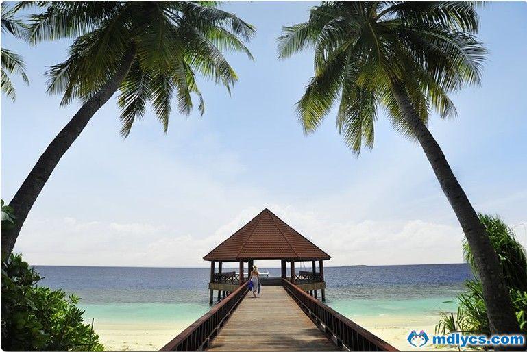 马尔代夫鲁宾逊岛6天4晚自由行香港美佳直飞