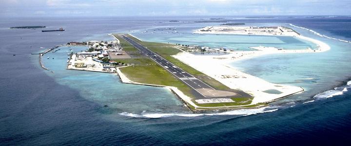 马累国际机场岛 Male