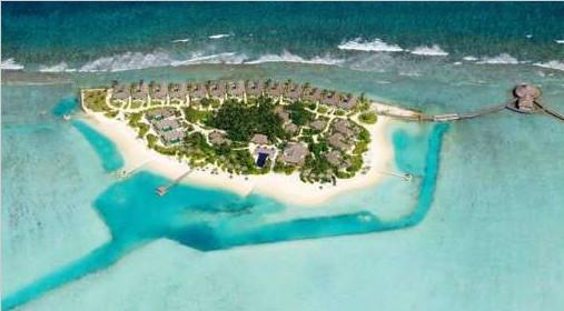 娜拉杜岛 Naladhu Maldives