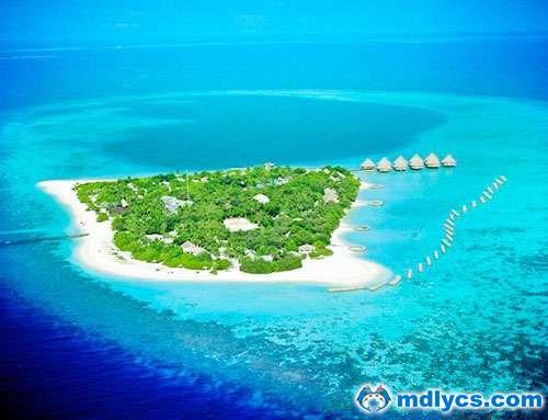 维利多岛 Velidhu Island Resort