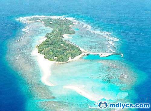 哈林吉利岛 Helengeli Island Resort