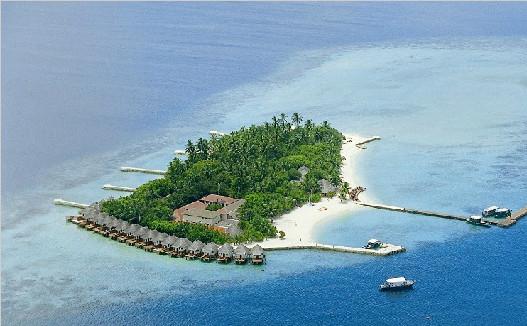 迪格瑞岛 Dhiggiri Sea Club Resort