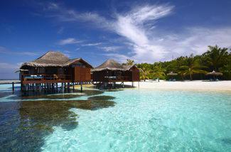 马尔代夫安娜塔拉薇丽岛7天5晚自由行成都直飞