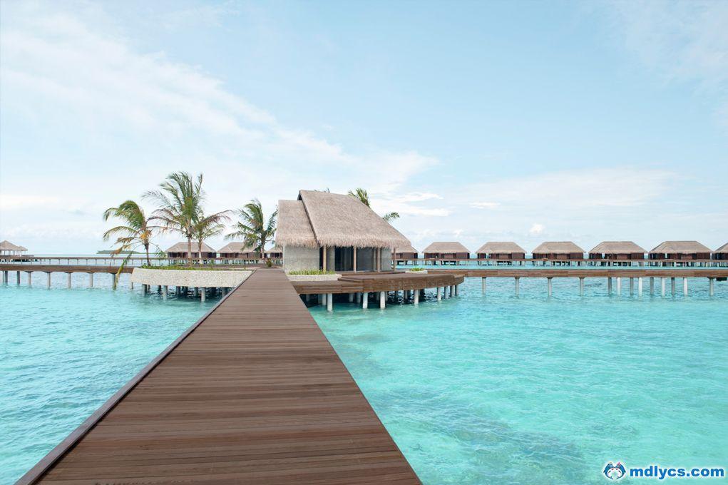 马尔代夫阿雅达岛6天4晚自由行上海美佳直飞