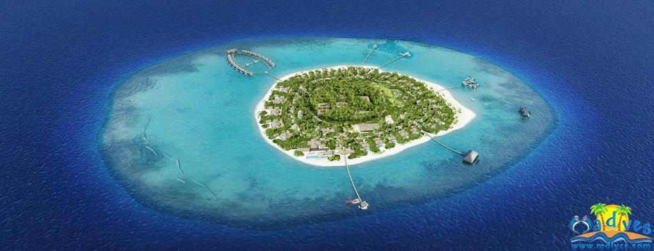 马尔代夫维拉私人岛度假村