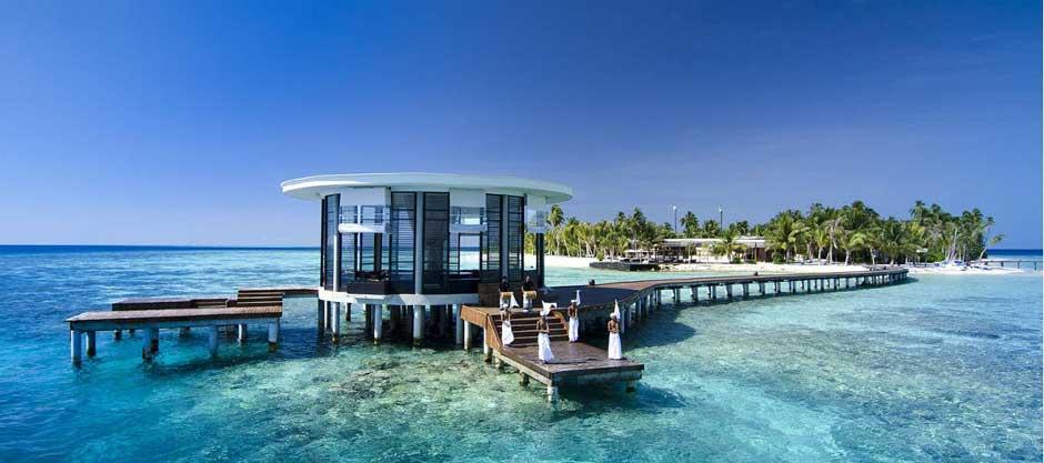 马尔代夫德瓦纳芙希岛卓美亚酒店