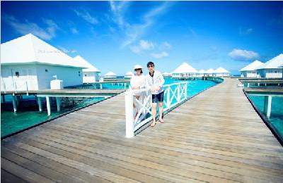 Lucky-Tour第一站のDiamonds Thudufushi,钻石岛攻略