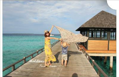 三个人的浪漫,最爱的The Beach House玛娜法鲁岛
