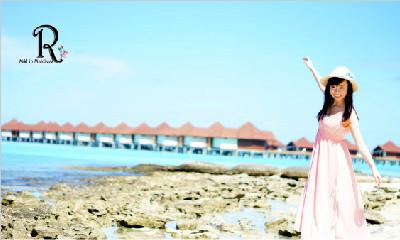 马尔代夫让他变成摄影师~Robinson鲁滨逊岛