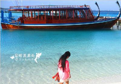 沉醉在天堂般的马尔代夫——班多士岛&满月岛