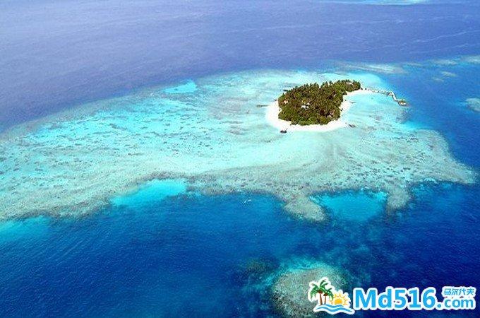 玛库努都岛  MakunuduIsland
