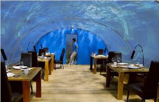 梦幻海底餐厅