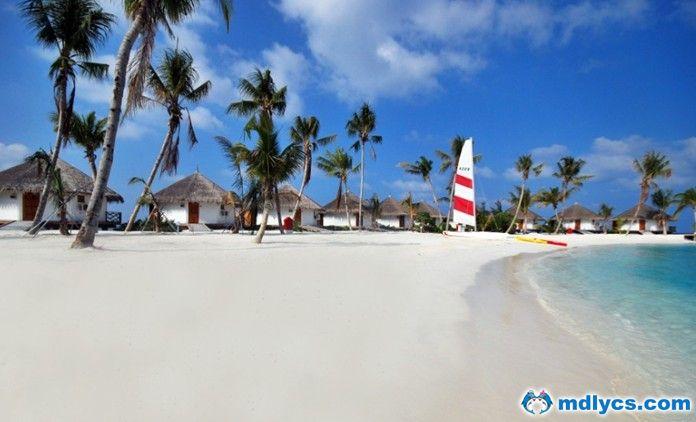 马尔代夫萨芙莉岛6天4晚自由行上海美佳直飞