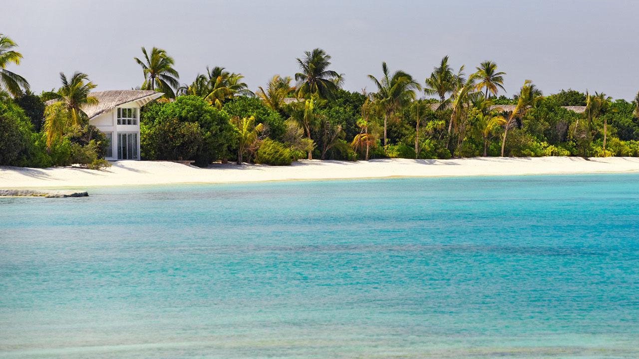 马尔代夫总督岛6天4晚自由行上海美佳直飞