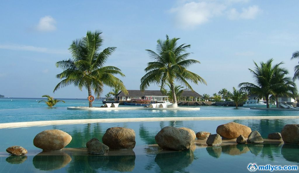 马尔代夫康杜玛岛5天3晚自由行