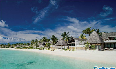 马尔代夫卓美亚维塔维丽岛6天4晚自由行上海新航转机