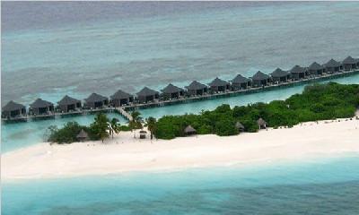 马尔代夫古丽都岛6天4晚自由行香港航空直飞