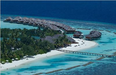 马尔代夫蕉叶岛6天4晚自由行