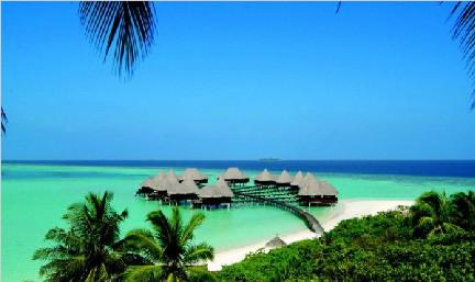 马尔代夫杜妮可鲁岛6天4晚自由行广州南航直飞
