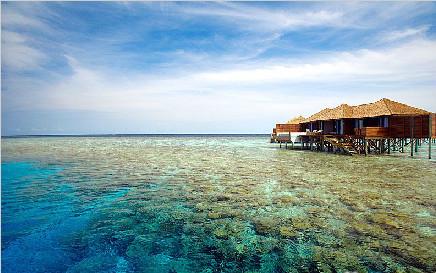 马尔代夫丽莉岛6天4晚自由行广州南航直飞